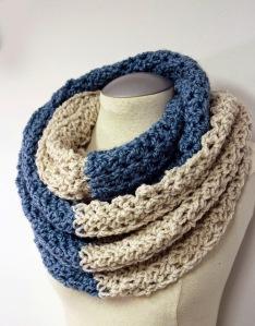 Crochet Neck Warmer Pattern