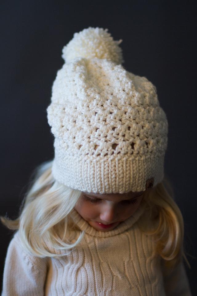 Sifton Slouchy Crochet Hat Pattern