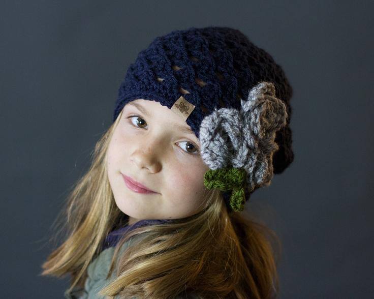 Crochet Pattern ChloeSlouchE7