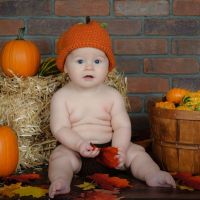 Festive Crochet Pumpkin Hat Pattern