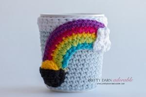 St Patricks Cup Cozy